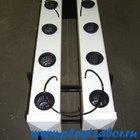 Желоб для гидропонной установки 10х10х173 см. белый