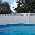 """Забор из ПВХ """"Классик"""" DP002 183x244 см, цвет белый"""
