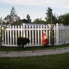 """Пластиковый штакетник """"Декор-Пласт"""" серии """"Кантри"""" DP301, 113х183 см, цвет белый."""